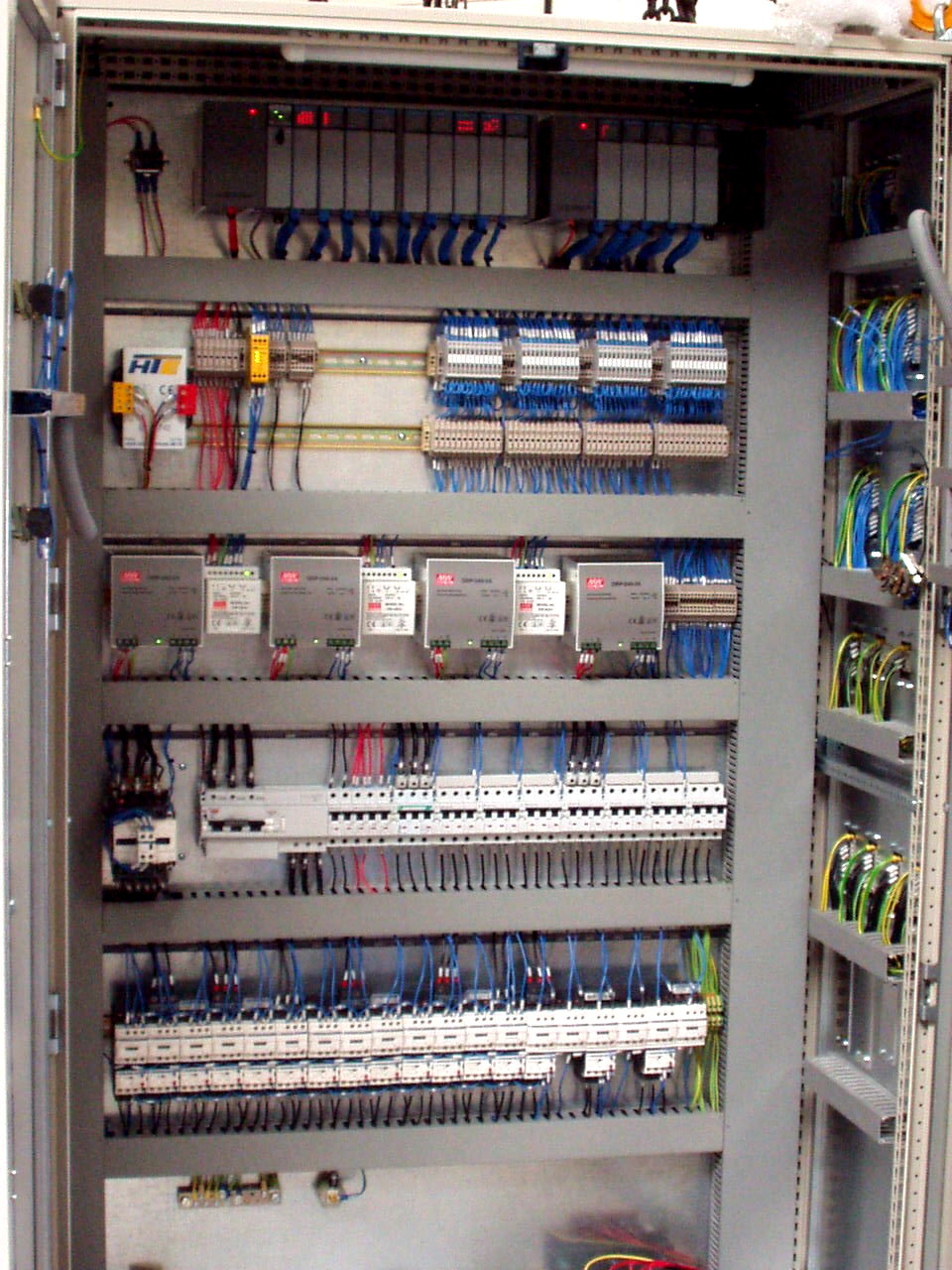 Merlin Control Systems - Bespoke electrical panel design, build and ...